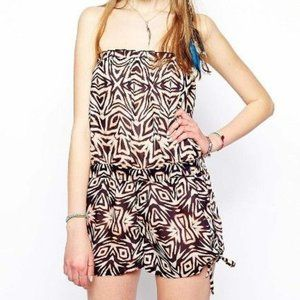 NWT Asos Swimsuit Coverup